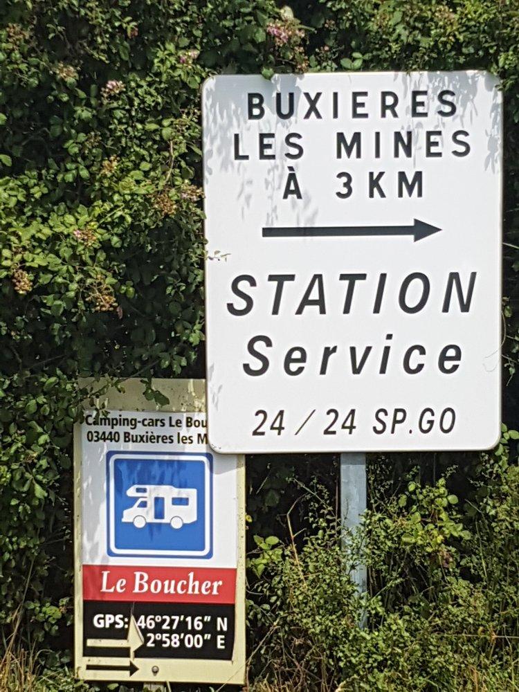 Aire camping-car à Buxières-les-Mines (03440) - Photo 8